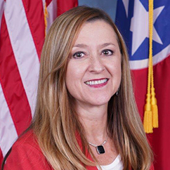 Photo of Kathy Jones-Terry, Hamblen County Clerk & Master